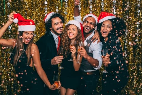 Best Christmas Party Ever.Parties Onbusiness Corporate Travel Services